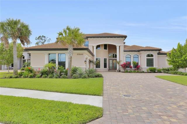23184 Sanabria Loop, BONITA SPRINGS, FL 34135 (MLS #220012338) :: Clausen Properties, Inc.