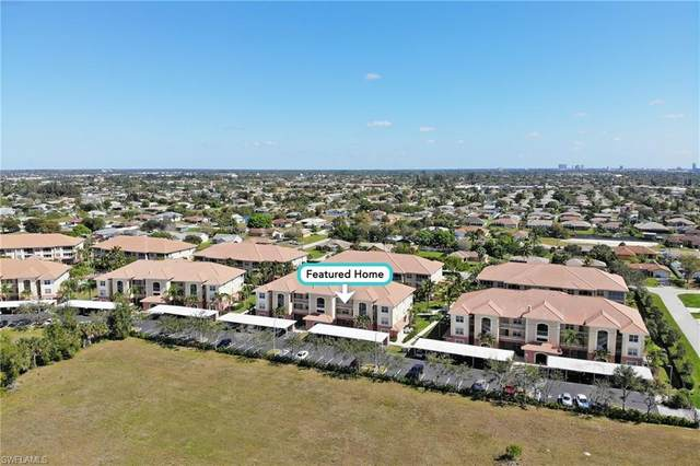 1105 Van Loon Commons Cir #104, CAPE CORAL, FL 33909 (#220012775) :: The Dellatorè Real Estate Group