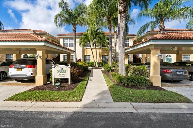 23881 Costa Del Sol Rd #104, ESTERO, FL 34135 (MLS #220012788) :: Kris Asquith's Diamond Coastal Group