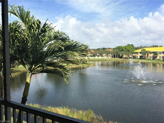 10910 Oak Island Rd #202, ESTERO, FL 34135 (MLS #220013136) :: Kris Asquith's Diamond Coastal Group