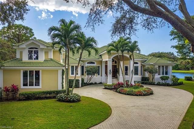 3570 Creekview Dr, BONITA SPRINGS, FL 34134 (#220014648) :: The Dellatorè Real Estate Group
