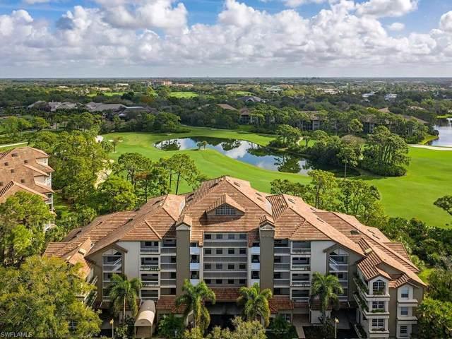 26910 Wedgewood Dr #404, BONITA SPRINGS, FL 34134 (#220015271) :: The Dellatorè Real Estate Group