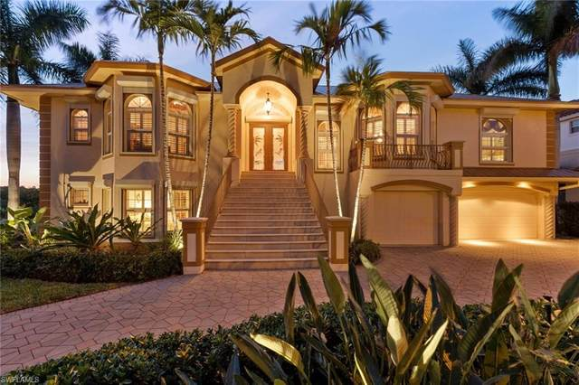 18160 Old Pelican Bay Dr, FORT MYERS BEACH, FL 33931 (#220015830) :: We Talk SWFL