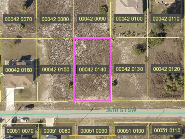 3404 36th St SW, LEHIGH ACRES, FL 33976 (MLS #220015910) :: #1 Real Estate Services