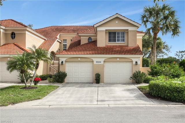 25244 Pelican Creek Cir #202, BONITA SPRINGS, FL 34134 (MLS #220016329) :: #1 Real Estate Services