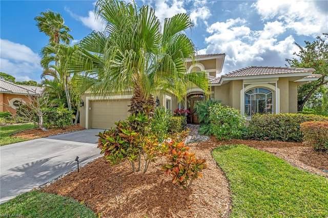 664 Soliel Dr, NAPLES, FL 34110 (#220018338) :: The Dellatorè Real Estate Group