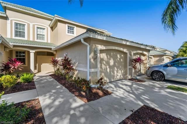 3455 Laurel Greens Ln S #202, NAPLES, FL 34119 (MLS #220019032) :: #1 Real Estate Services