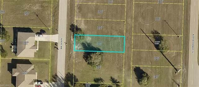 1219 NW 24th Pl, CAPE CORAL, FL 33993 (MLS #220019946) :: RE/MAX Realty Group