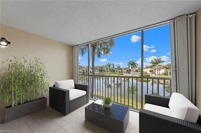 1020 Palm View Dr C-205, NAPLES, FL 34110 (MLS #220020025) :: Kris Asquith's Diamond Coastal Group