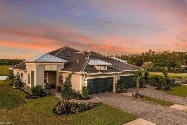 2147 Marquesa Cir, NAPLES, FL 34112 (#220021021) :: The Dellatorè Real Estate Group