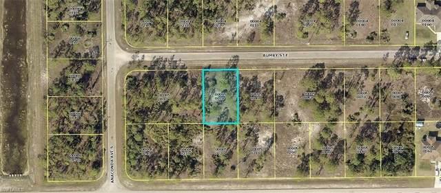 714 Bumby St E, LEHIGH ACRES, FL 33974 (MLS #220021368) :: Kris Asquith's Diamond Coastal Group