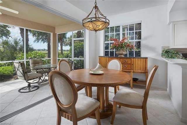 9231 Palmetto Ridge Dr #102, ESTERO, FL 34135 (#220021551) :: The Dellatorè Real Estate Group