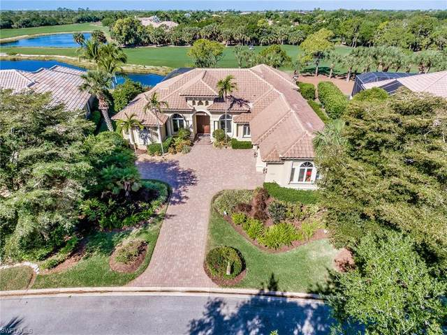 18920 Knoll Landing Dr, FORT MYERS, FL 33908 (#220021623) :: The Dellatorè Real Estate Group