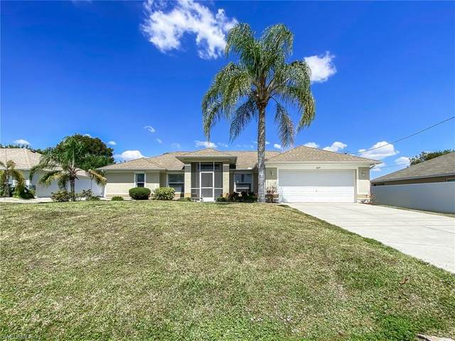 229 SW 29th St, CAPE CORAL, FL 33914 (MLS #220022287) :: Clausen Properties, Inc.