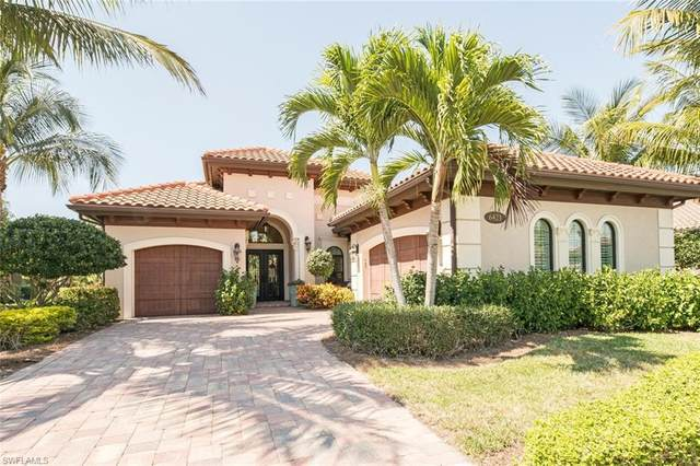 6423 Vivaldi Ct, NAPLES, FL 34113 (MLS #220022832) :: The Naples Beach And Homes Team/MVP Realty