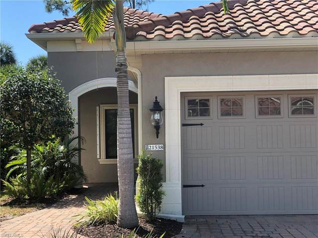 21538 Cascina Dr, ESTERO, FL 33928 (MLS #220023288) :: Kris Asquith's Diamond Coastal Group