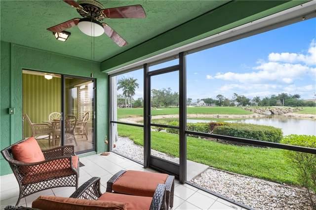 500 Veranda Way A102, NAPLES, FL 34104 (MLS #220024094) :: #1 Real Estate Services