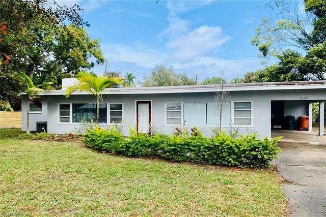1259 Carlene Ave, FORT MYERS, FL 33901 (MLS #220024162) :: RE/MAX Radiance