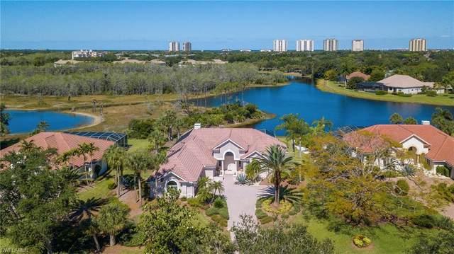 24340 Woodsage Dr, BONITA SPRINGS, FL 34134 (MLS #220024533) :: #1 Real Estate Services