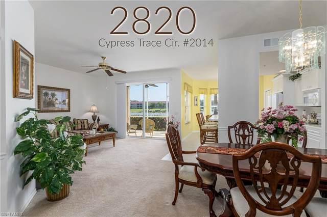 2820 Cypress Trace Cir #2014, NAPLES, FL 34119 (#220025211) :: The Dellatorè Real Estate Group