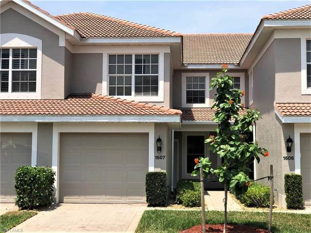 11005 Mill Creek Way #1607, FORT MYERS, FL 33913 (MLS #220026239) :: #1 Real Estate Services