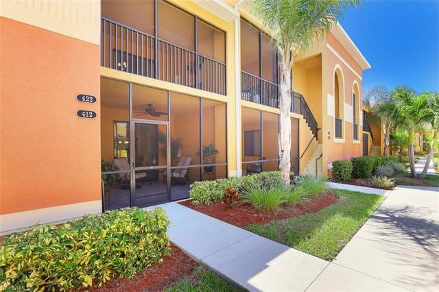 13751 Julias Way #412, FORT MYERS, FL 33919 (MLS #220028438) :: #1 Real Estate Services