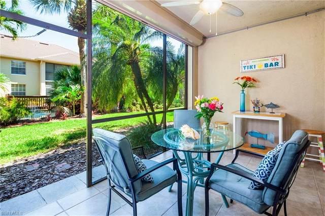 4130 Sawgrass Point Dr #105, BONITA SPRINGS, FL 34134 (MLS #220028849) :: #1 Real Estate Services