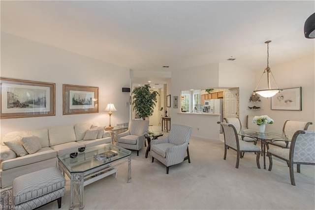 25140 Sandpiper Greens Ct #201, BONITA SPRINGS, FL 34134 (MLS #220028991) :: #1 Real Estate Services