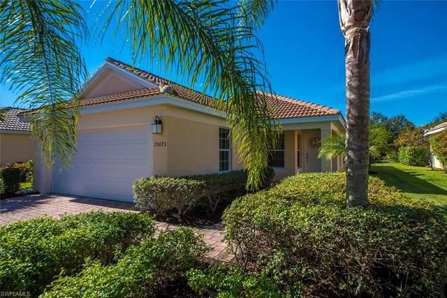15073 Estuary Cir, BONITA SPRINGS, FL 34135 (MLS #220029641) :: #1 Real Estate Services
