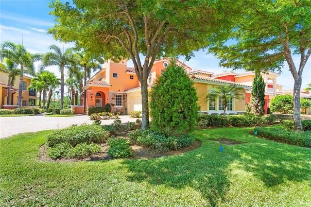 8575 Via Lungomare Cir #101, ESTERO, FL 33928 (MLS #220029804) :: #1 Real Estate Services