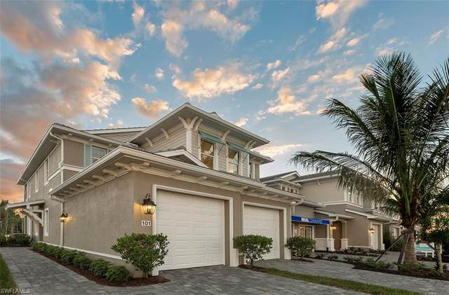 6953 Avalon Circle Dr #1805, NAPLES, FL 34112 (#220030332) :: The Dellatorè Real Estate Group