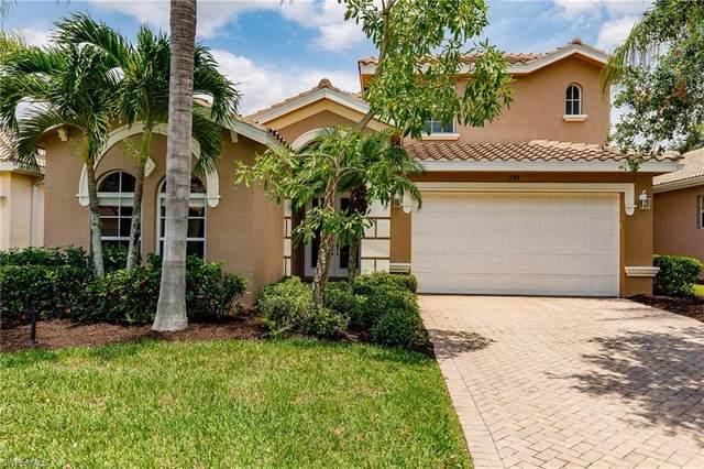 1739 Sanctuary Pointe Ct, NAPLES, FL 34110 (#220030644) :: The Dellatorè Real Estate Group