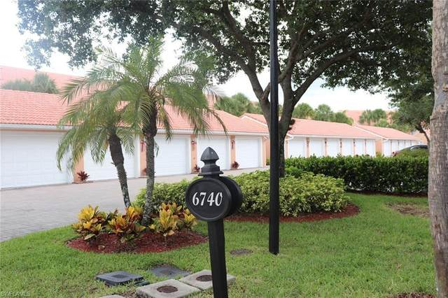 6740 Beach Resort Dr #4, NAPLES, FL 34114 (MLS #220032553) :: Clausen Properties, Inc.