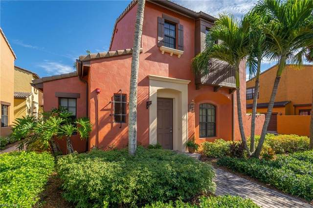 9158 Chula Vista St 134-1, NAPLES, FL 34113 (MLS #220032686) :: #1 Real Estate Services