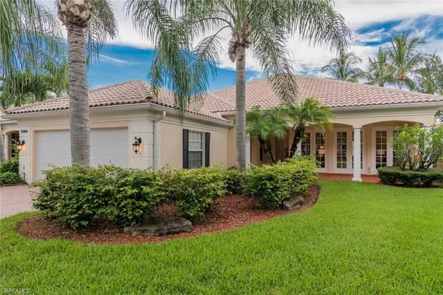 5105 Inagua Way, NAPLES, FL 34119 (MLS #220032903) :: #1 Real Estate Services
