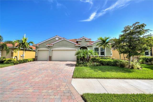 3049 Sunset Pointe Cir, CAPE CORAL, FL 33914 (MLS #220033110) :: Clausen Properties, Inc.