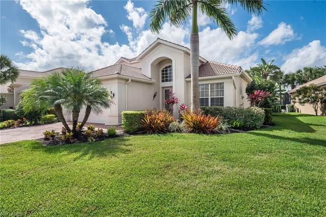 9980 Isola Way, MIROMAR LAKES, FL 33913 (MLS #220033115) :: #1 Real Estate Services