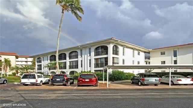 53 High Point Cir W #206, NAPLES, FL 34103 (MLS #220033481) :: #1 Real Estate Services