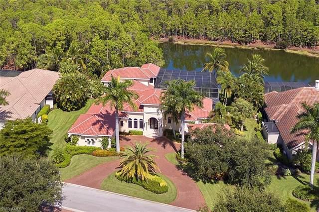 9381 Lakebend Preserve Ct, ESTERO, FL 34135 (#220033636) :: The Dellatorè Real Estate Group