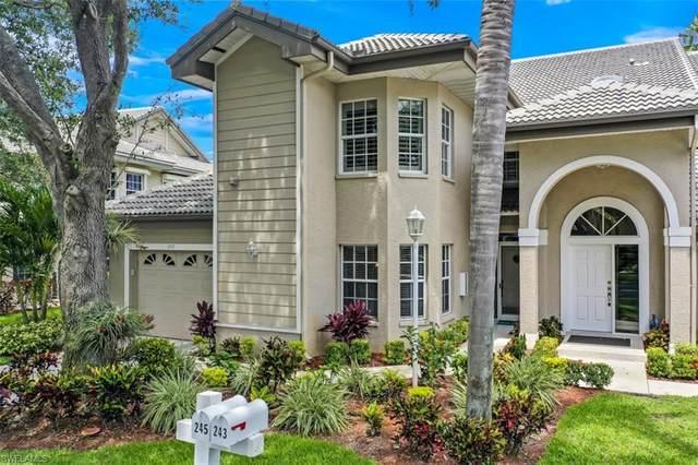 245 Via Perignon 19-1, NAPLES, FL 34119 (#220034565) :: Southwest Florida R.E. Group Inc