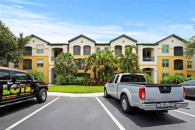 11541 Villa Grand #807, FORT MYERS, FL 33913 (MLS #220034592) :: The Naples Beach And Homes Team/MVP Realty
