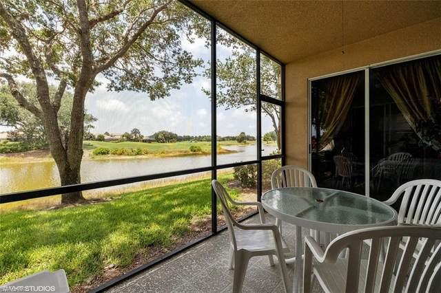 21760 Southern Hills Dr #101, ESTERO, FL 33928 (#220034632) :: The Dellatorè Real Estate Group