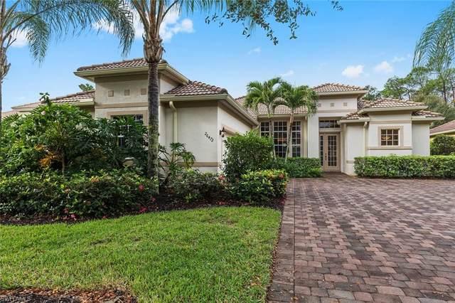26472 Doverstone St, BONITA SPRINGS, FL 34135 (#220034794) :: The Dellatorè Real Estate Group