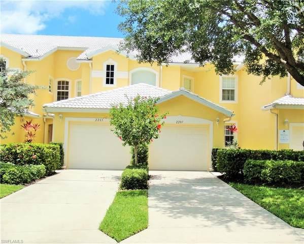 1230 Sweetwater Ln #2207, NAPLES, FL 34110 (MLS #220034799) :: Clausen Properties, Inc.