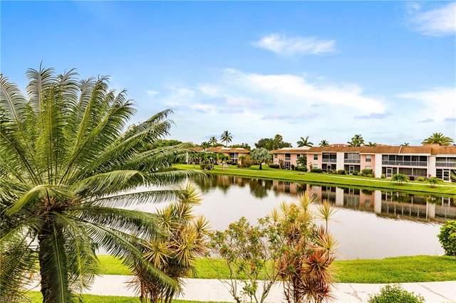 7156 Blanquilla Ct #10, FORT MYERS, FL 33908 (MLS #220034914) :: Clausen Properties, Inc.