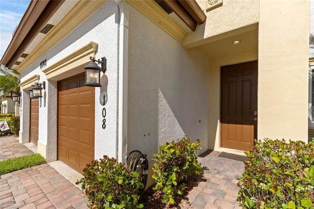 15740 Portofino Springs Blvd #108, FORT MYERS, FL 33908 (MLS #220035186) :: Clausen Properties, Inc.