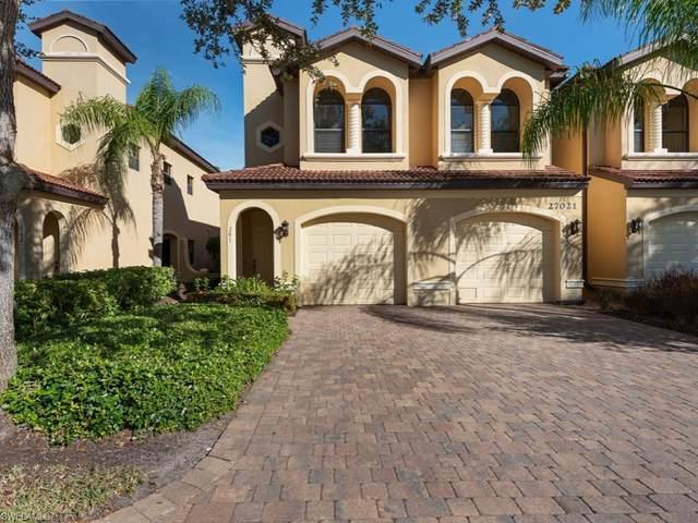 27021 Serrano Way #201, BONITA SPRINGS, FL 34135 (MLS #220036563) :: Team Swanbeck