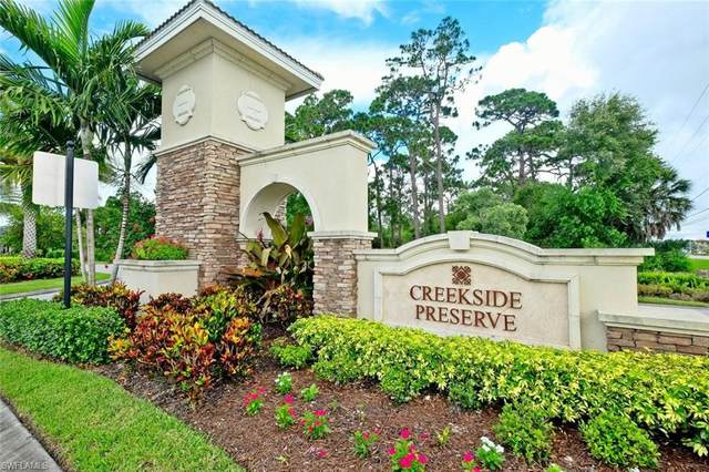 18239 Creekside Preserve Loop #202, FORT MYERS, FL 33908 (#220037636) :: The Michelle Thomas Team