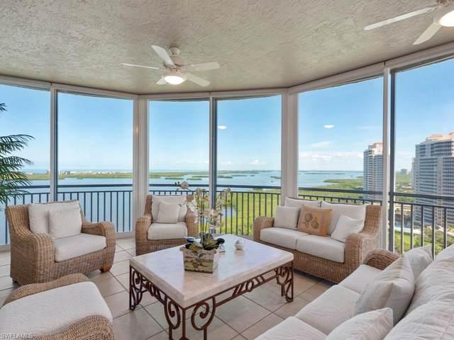 4731 Bonita Bay Blvd #1804, BONITA SPRINGS, FL 34134 (MLS #220039156) :: Palm Paradise Real Estate