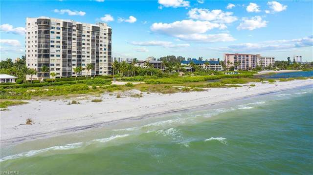 7500 Estero Blvd #202, FORT MYERS BEACH, FL 33931 (MLS #220039389) :: Eric Grainger | Engel & Volkers